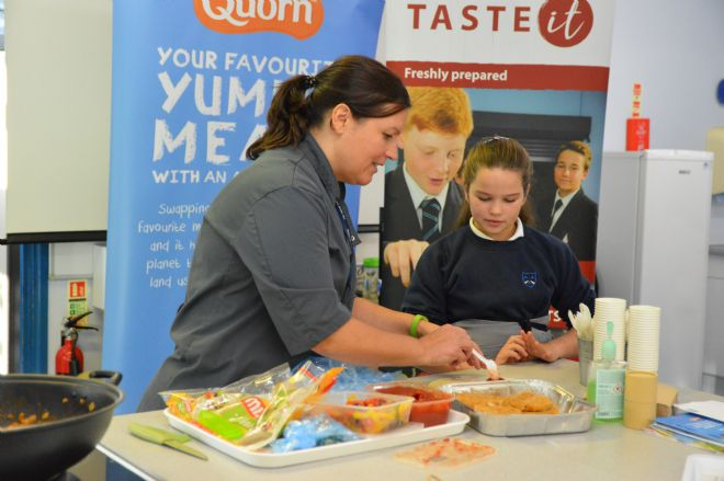 National School Meals Week