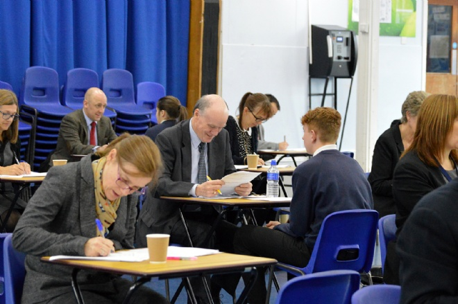 Year 9 Mock Interviews