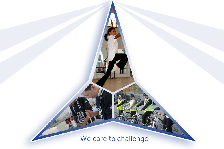 The Wavell School - We Care to Challenge