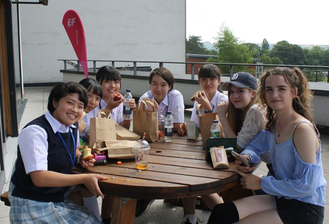Japanese School Exchange